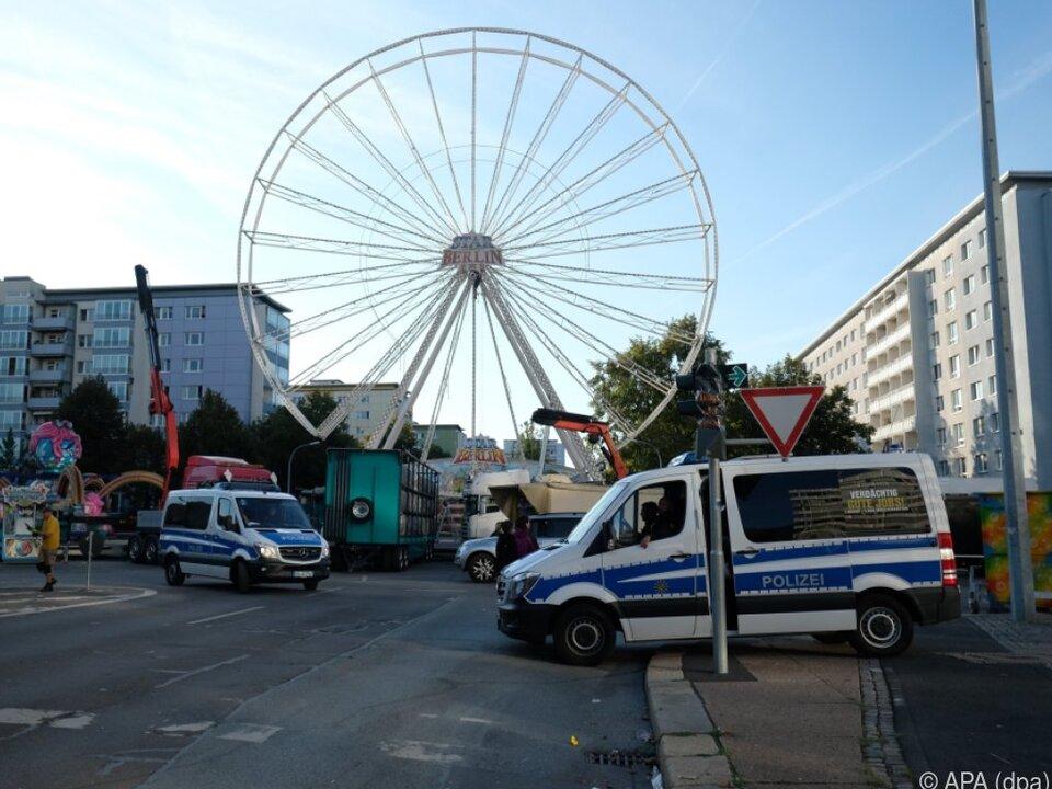 Das Stadtfest wurde vorzeitig abgebrochen