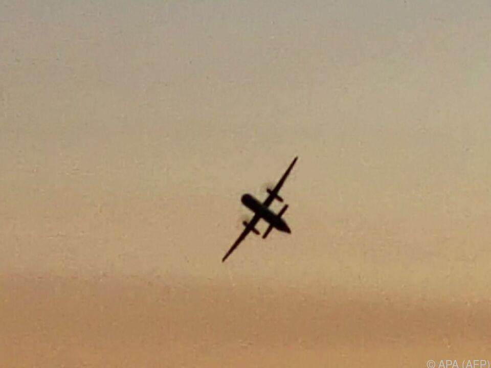 Der 29-Jährige vollführte mit dem Flugzeug sogar Loopings