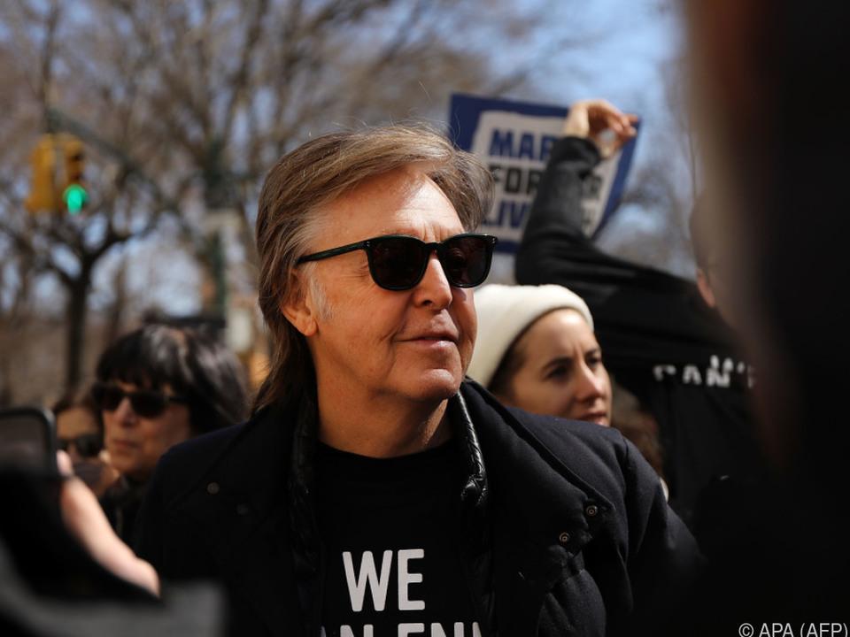 Der Ansturm auf die McCartney-Tickets war groß