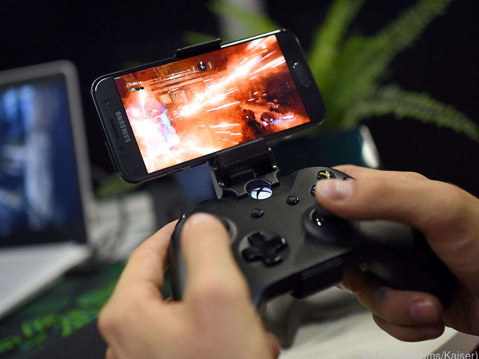 Der Cloud-Gaming-Dienst Shadow unterstützt auch Smartphones