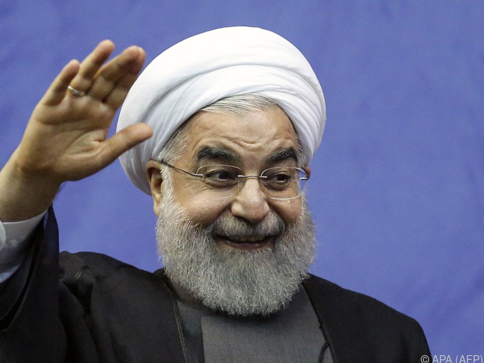 Der Iran will weiter an dem Wiener Atomabkommen von 2015 festhalten