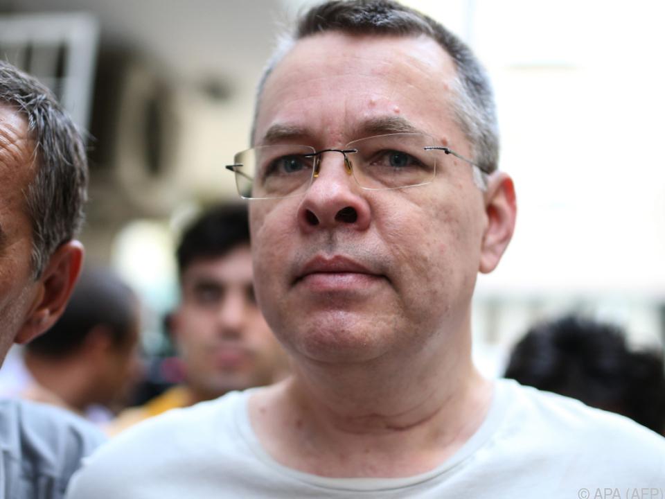 Der Streit um den US-Pastor Andrew Brunson weitet sich aus