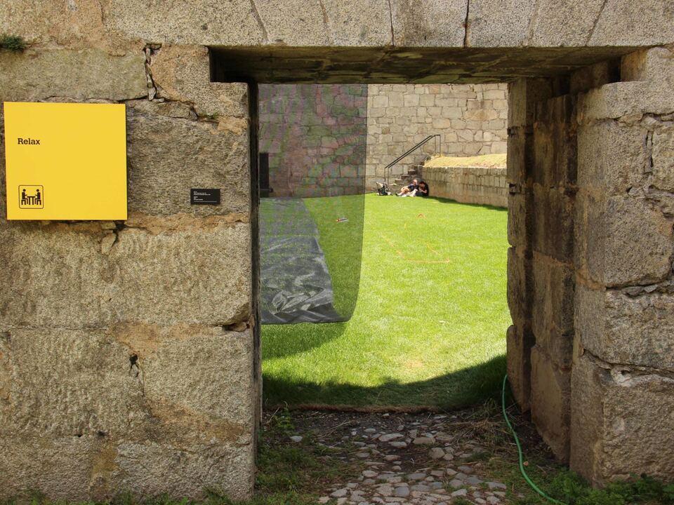 Die Ausstellung Academiae 2018 wird in der mittleren Festung gezeigt