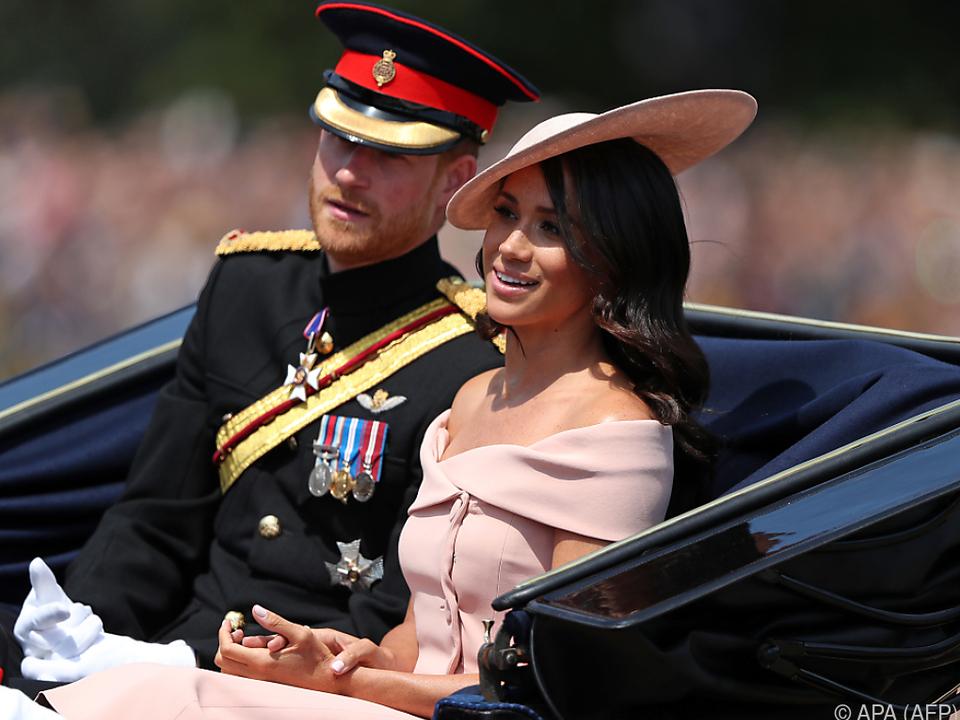Die Briten lieben die neue Herzogin