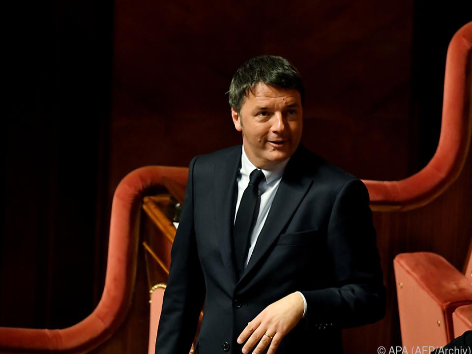 Die Dreharbeiten zum Dokumentarfilm von Renzi beginnen am 19. August