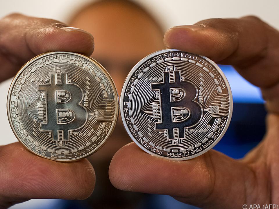 Die Kursverluste bei den Kryptowährungen gehen weiter