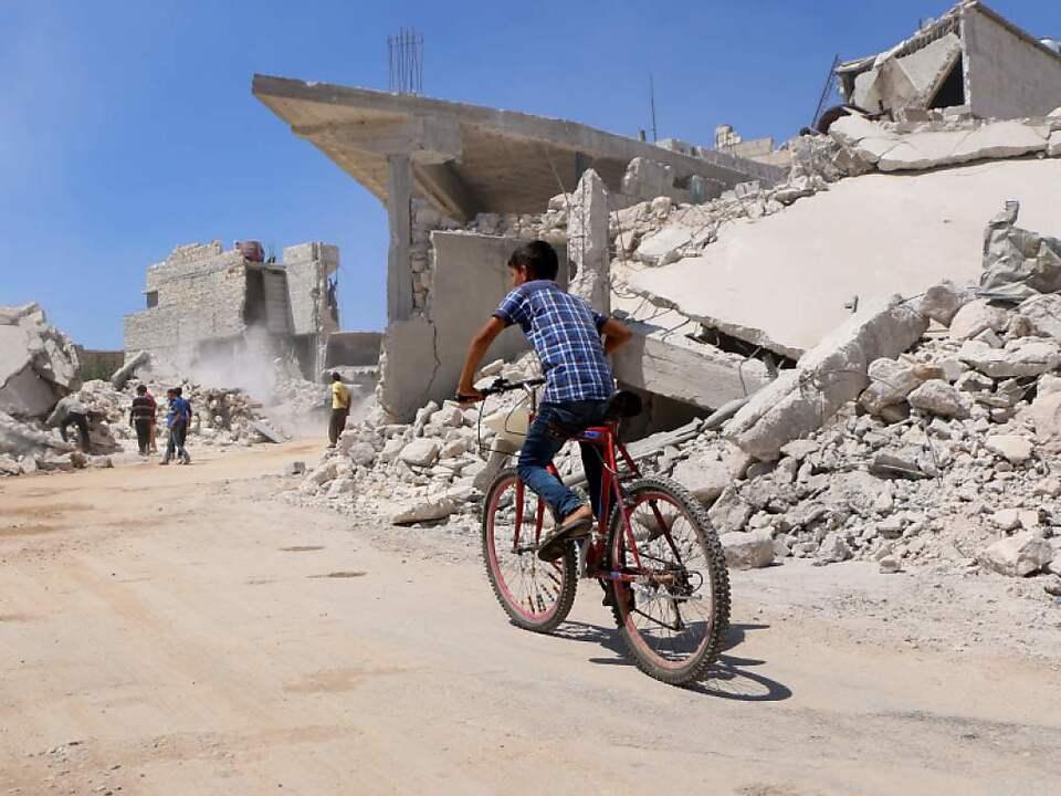 Die Lage in Syrien wird immer unübersichtlicher