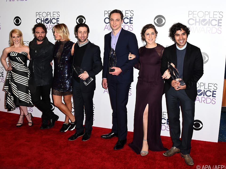 Die letzte Staffel von Sheldon und Co. läuft im September an