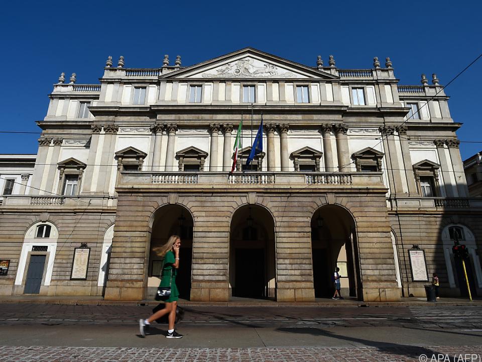 Die Oper wurde an der Scala lange nicht gespielt mailand