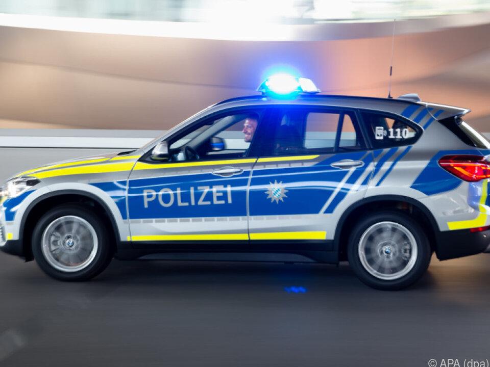 deutschland Die Polizei erkundigte sich in der Zentrale nach dem Brandeinsatz
