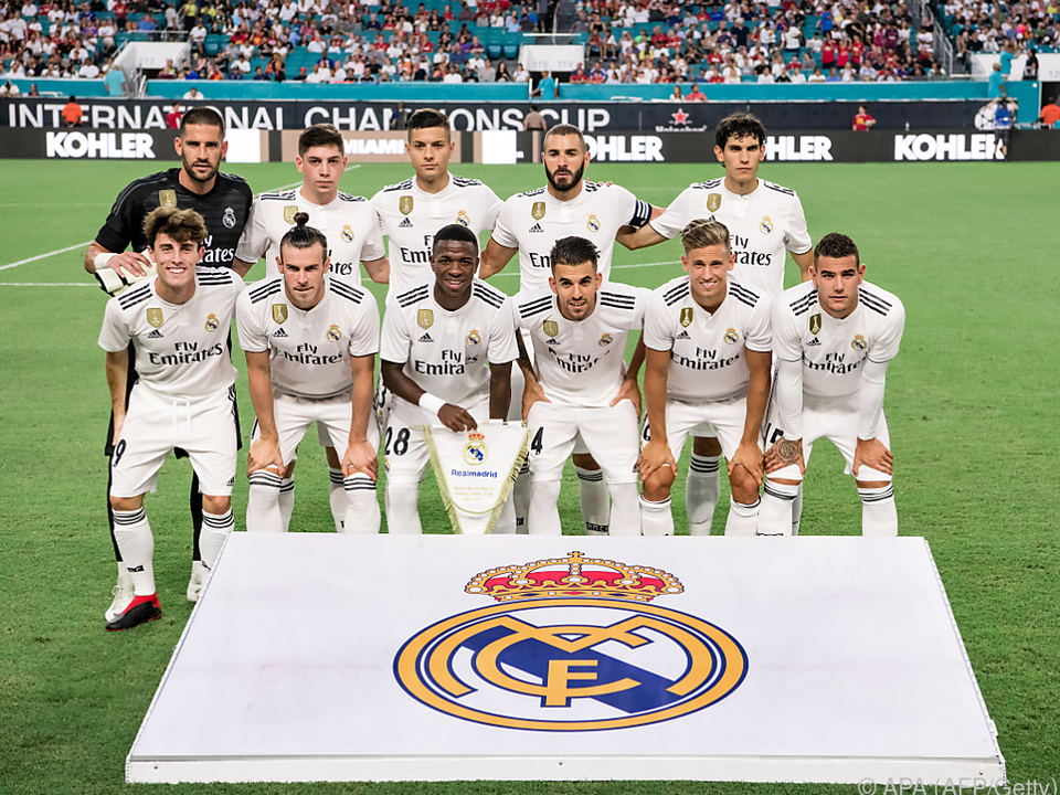 Die Post-Ronaldo-Ära in Madrid hat begonnen
