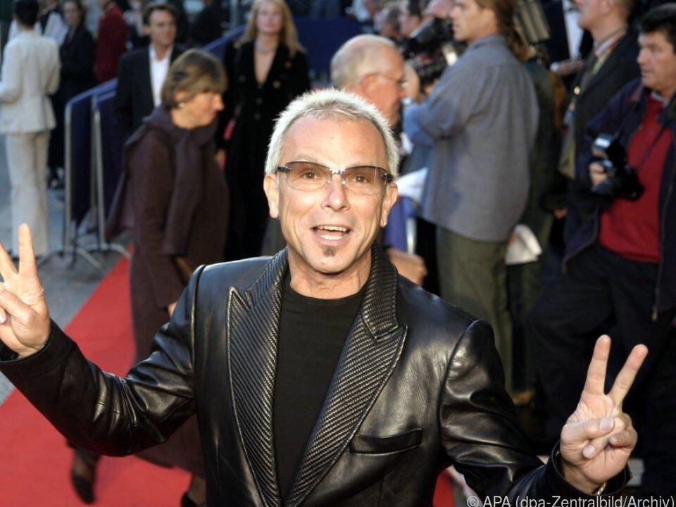 Die Scorpions verkauften mehr als 100 Mio. Tonträger