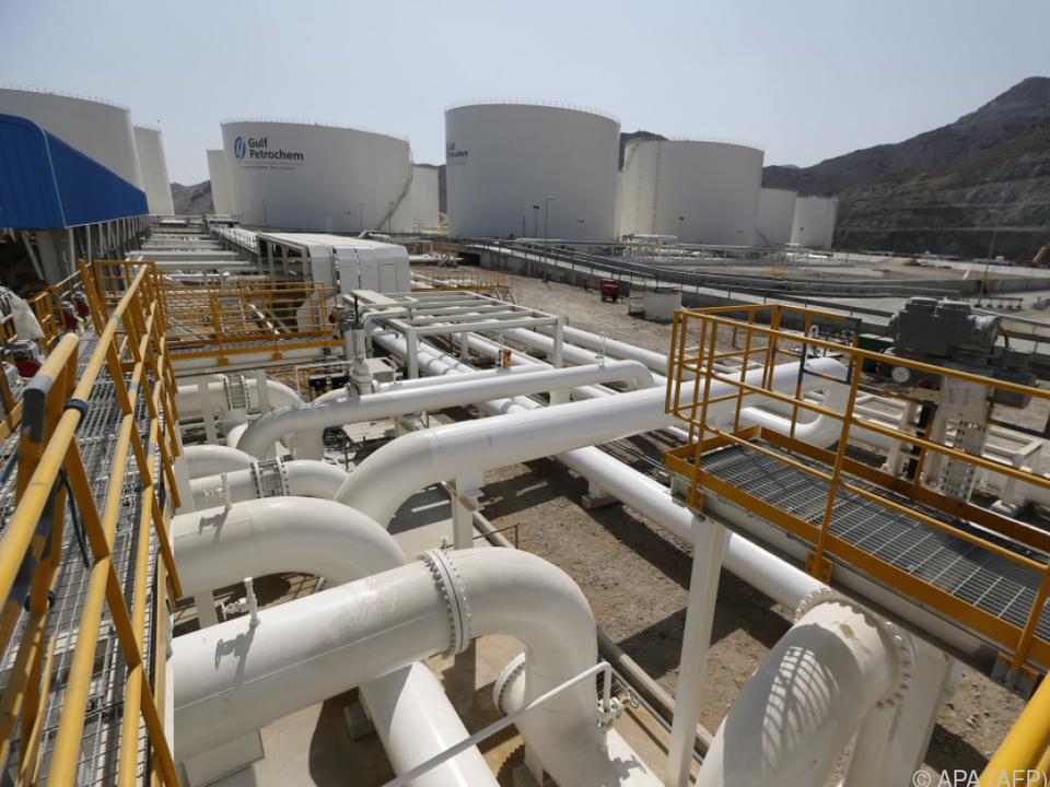Die Straße von Hormuz ist wichtig für die weltweite Erdölversorgung
