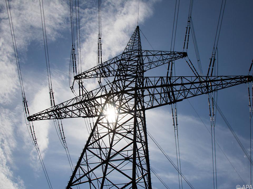 Die Versorgungssicherheit gilt als hoch energie strom