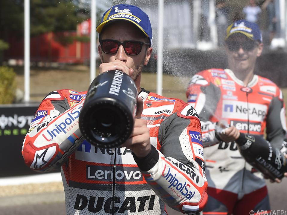 Doppelsieg für Ducati