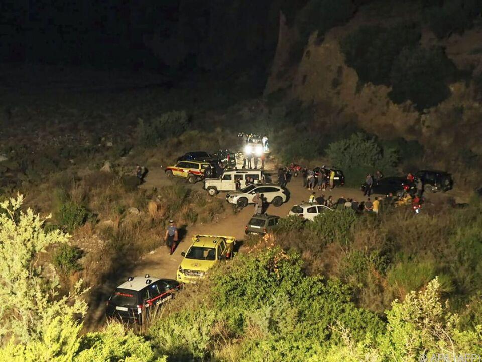 Drei Vermisste wurden lebend gefunden
