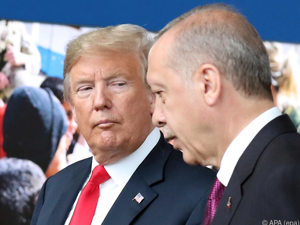 USA verdoppeln Zölle auf türkischen Stahl