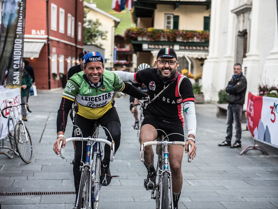 Eroica_Dolomiti_2017, historischer Radsport