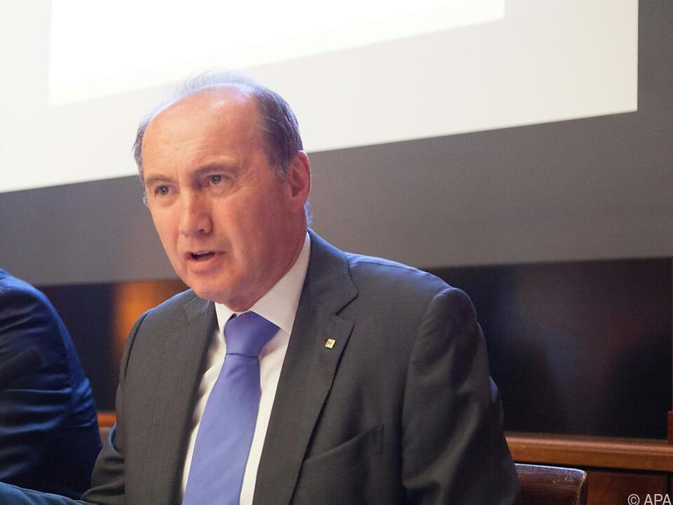 EU-Abgeordneter Othmar Karas