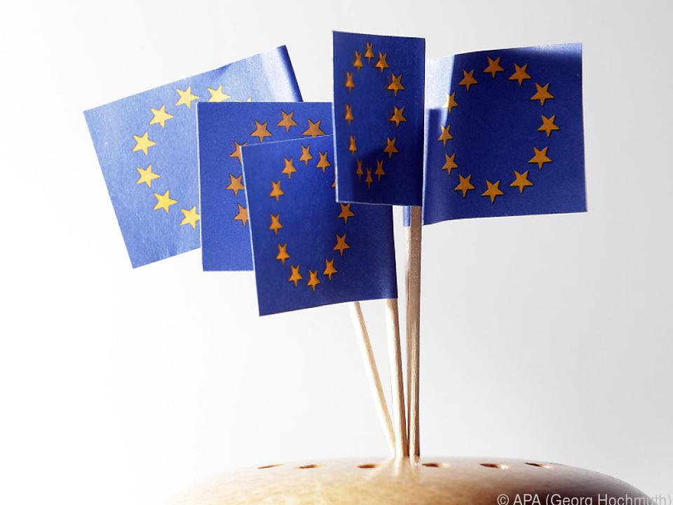 Europa sym EU-Recht sieht derzeit keine Anpassung der Höhe des Kindergelds vor