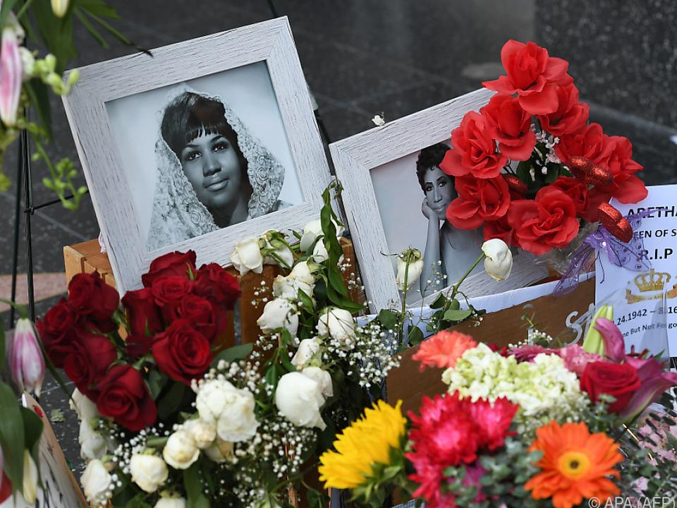 Fans und Musiker trauern um eine große Künstlerin