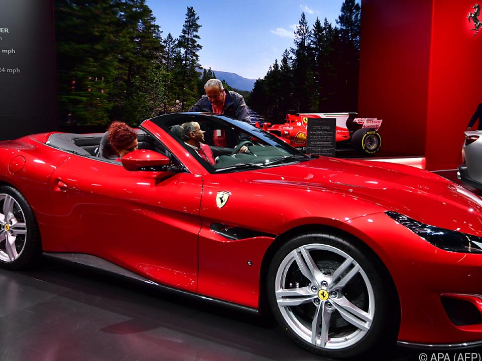 Ferrari verdient gut mit jedem verkauften Wagen