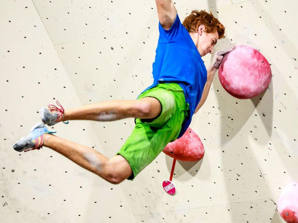 Filip Schenk, Sportklettern, Jugendweltmeisterschaften