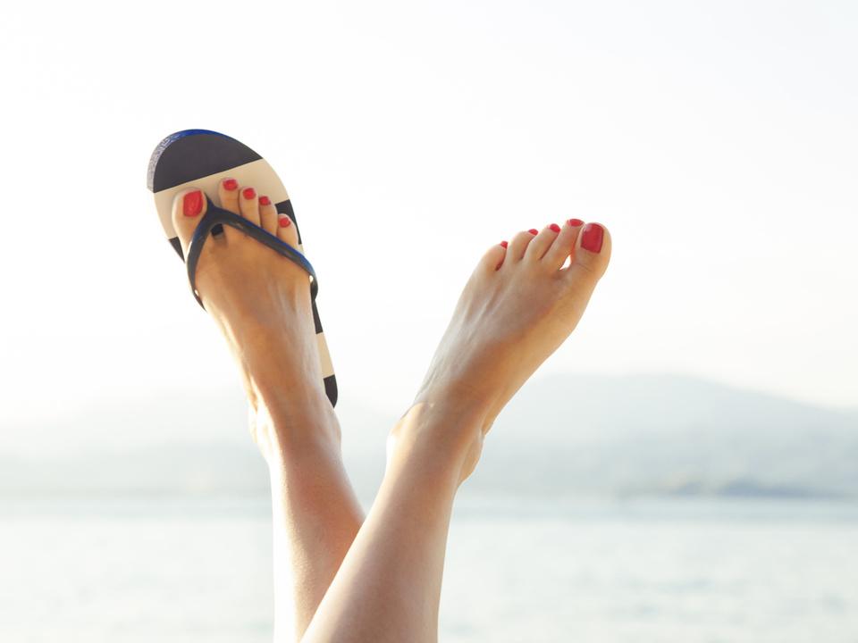 Flip Flops Urlaub