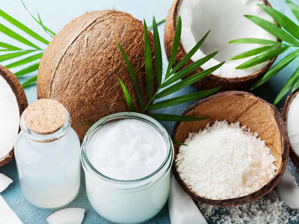 kokos kokosnuss öl ernährung kosmetik sym