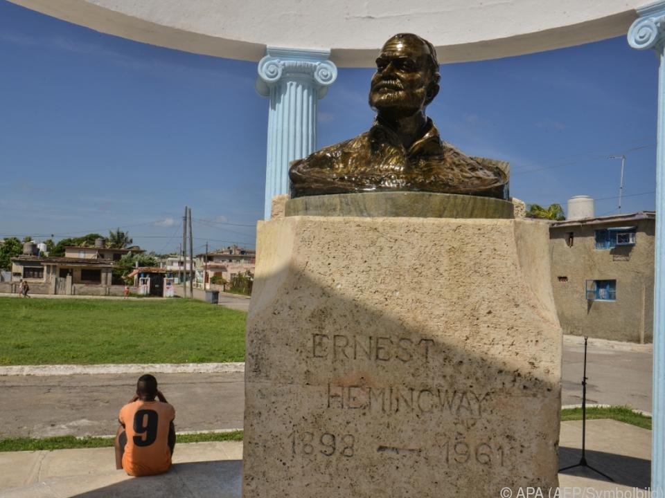 Hemingway hat die Geschichte in den 50er Jahren geschrieben