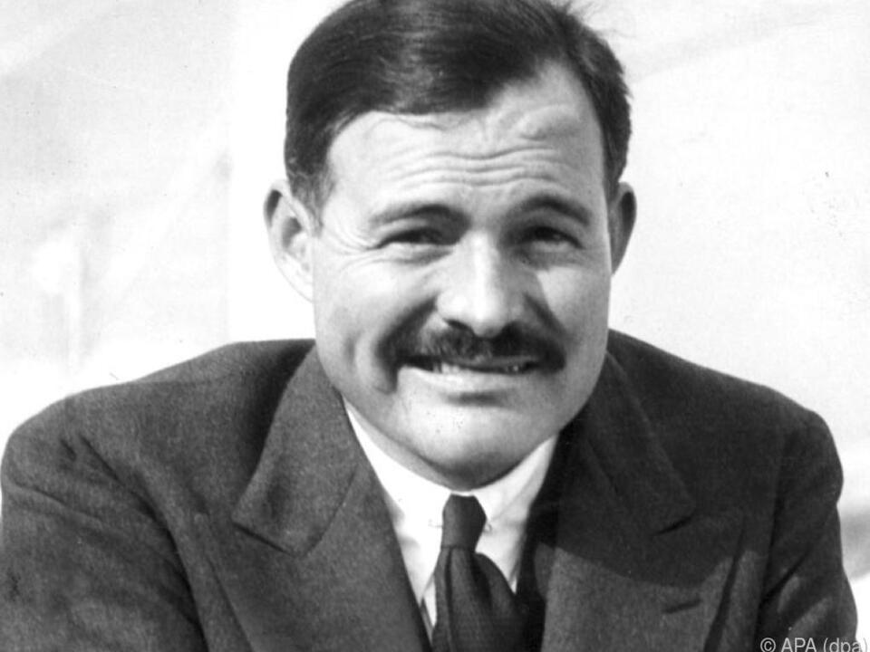 Hemingway-Kurzgeschichte erstmals veröffentlicht