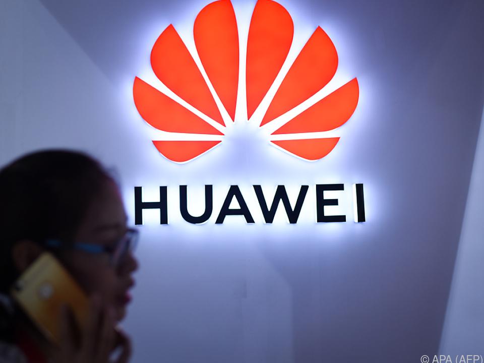 Huawei profitiert vor allem von seiner breiten Aufstellung