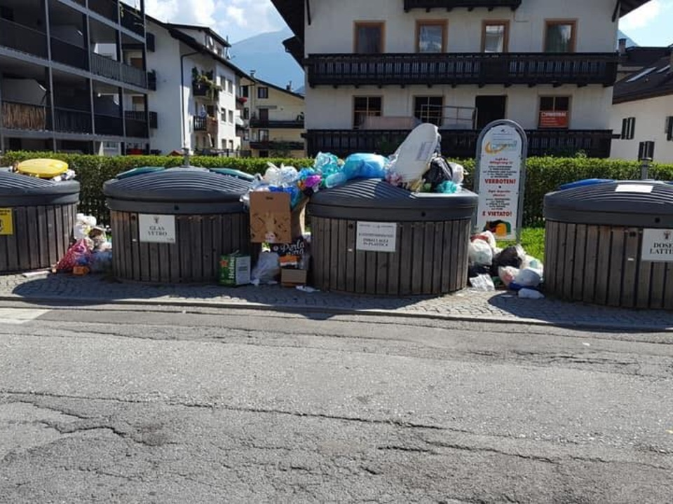 Müll Sterzing
