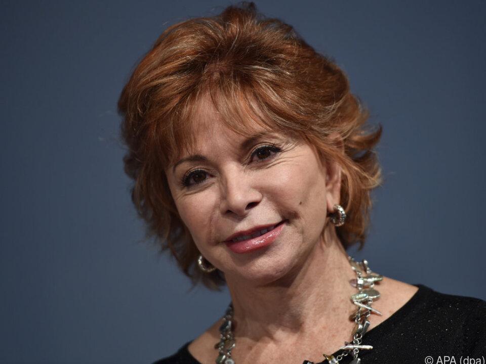 Isabell Allende durchlebt \