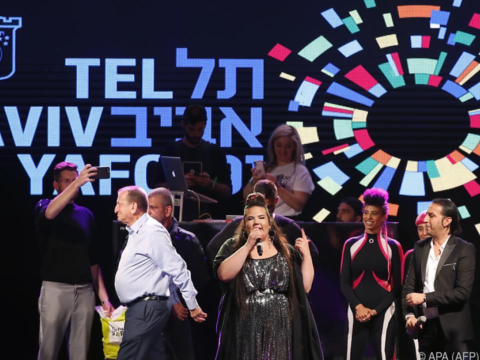 Israel feierte seinen Sieg - Aber richtet man das Event 2019 aus?