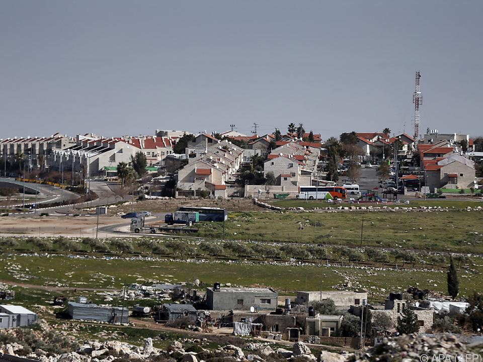 Israel setzt weiterhin auf Konfrontationskurs