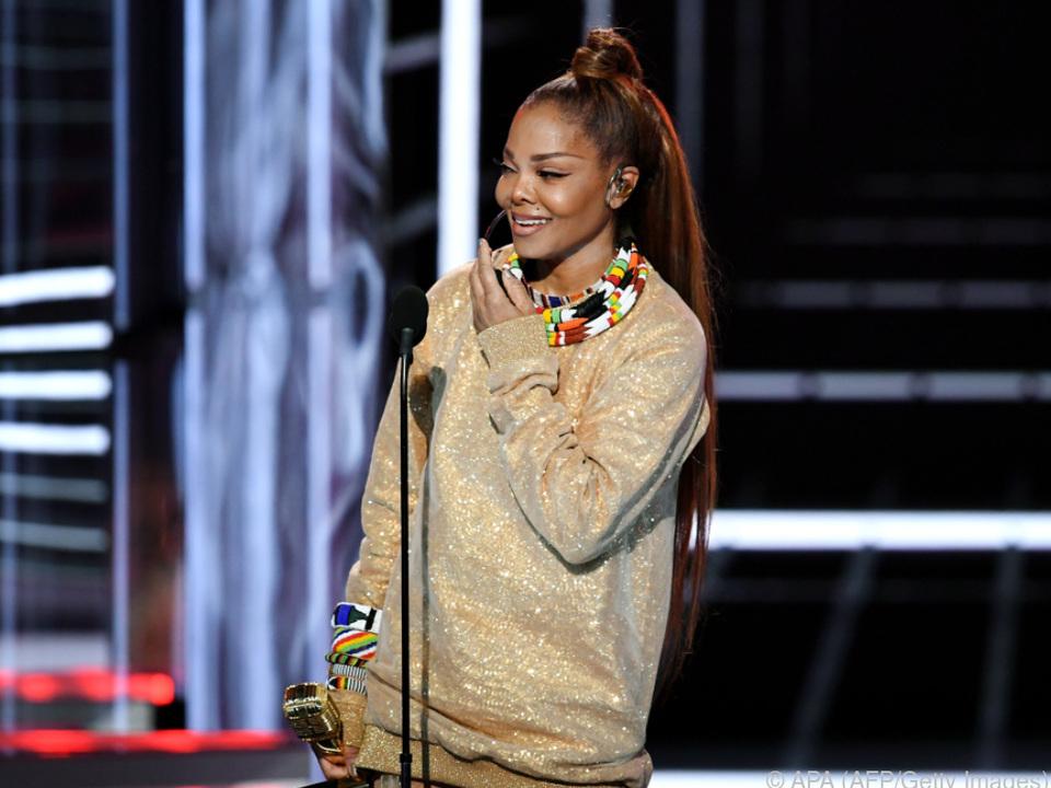 Janet Jackson lässt wieder musikalisch von sich hören