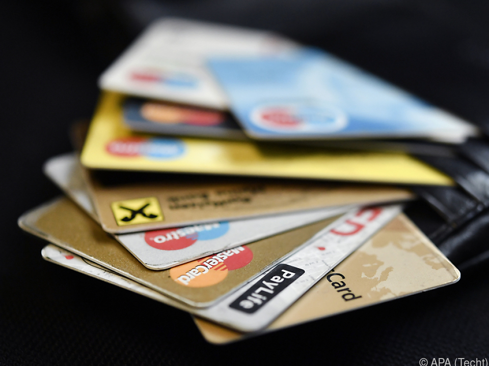 Kartenzahlung bei Österreichern nicht sehr beliebt