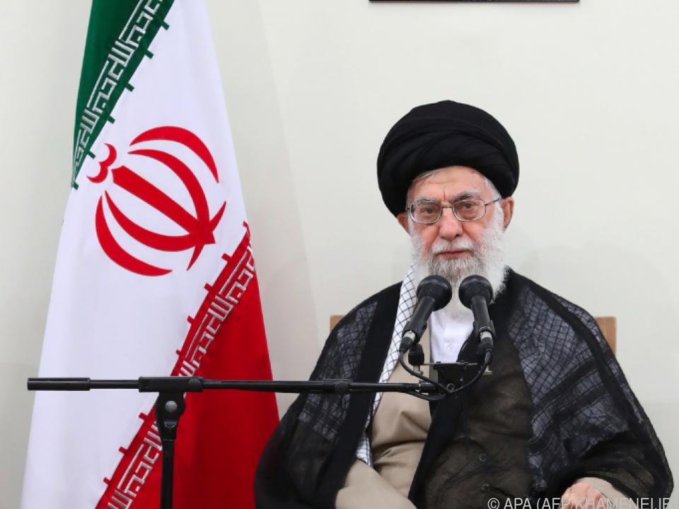 Khamenei ist skeptisch bezüglich des Atomabkommens