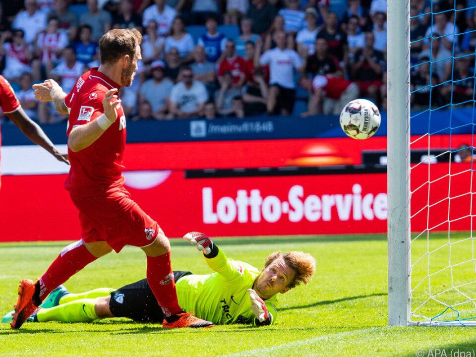 Köln möchte schnell wieder in die Bundesliga