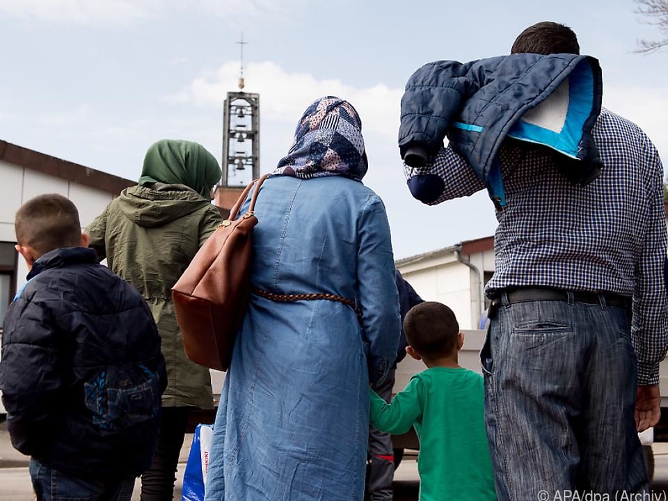 Künftig gelten verschärfte Asylbestimmungen