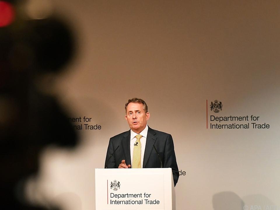 Liam Fox spricht EU-Kommission Kompromissbereitschaft ab