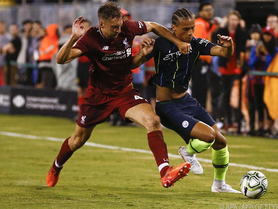 Liverpool gegen Manchester City könnte das Duell um den Titel werden