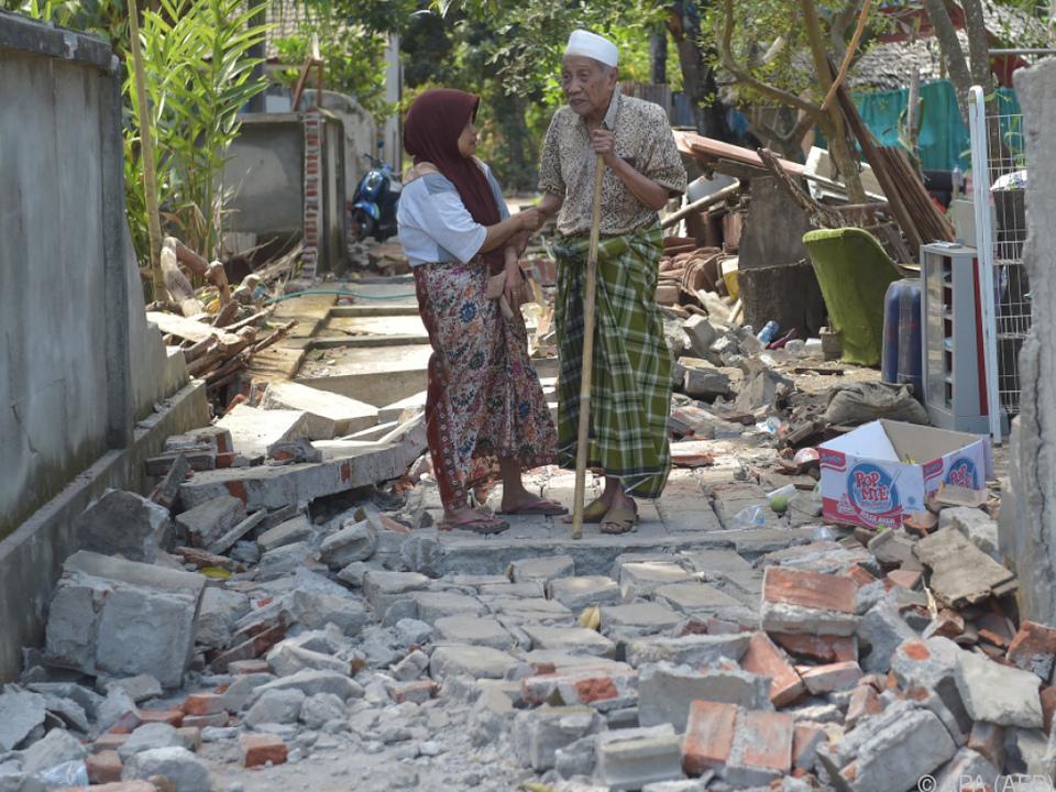 Lombok kommt nicht zur Ruhe
