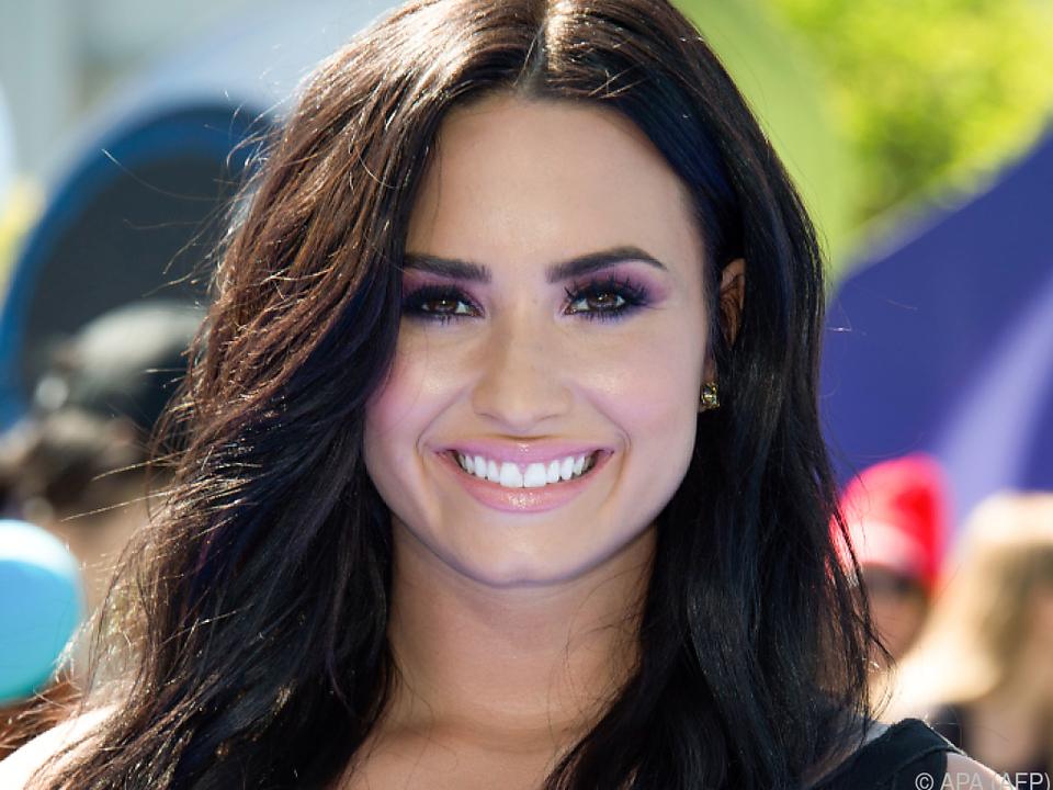 Lovato hat ihr Drogenproblem noch nicht im Griff
