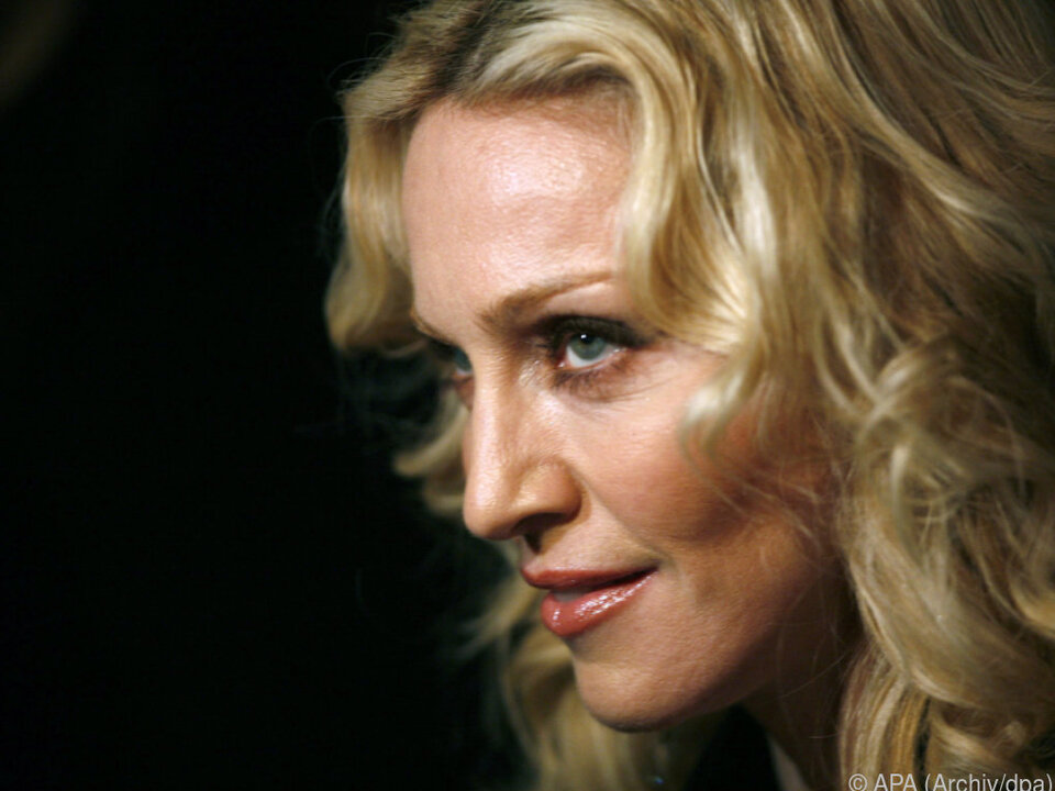 Madonna erfand sich stets neu