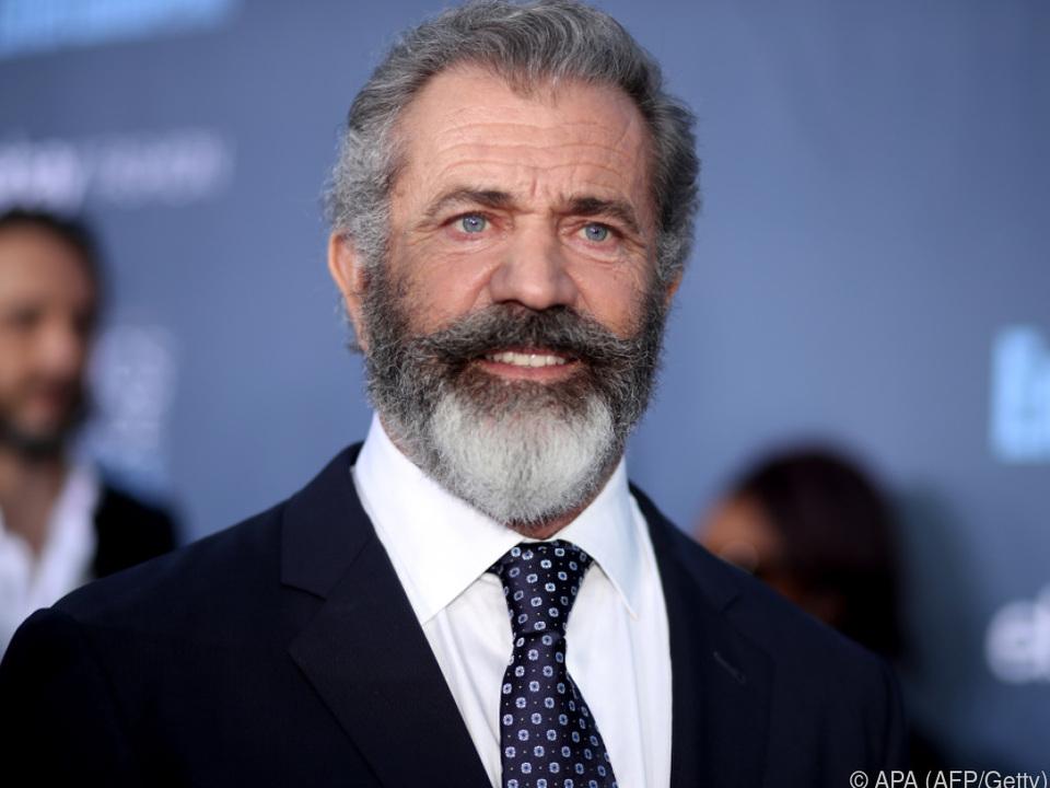 Mel Gibson soll eine der Hauptrollen übernehmen