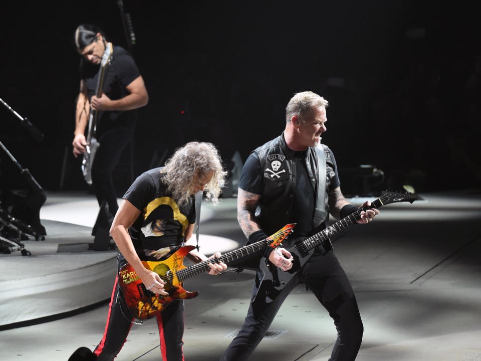 Metallica können offenbar mehr als nur Musik machen