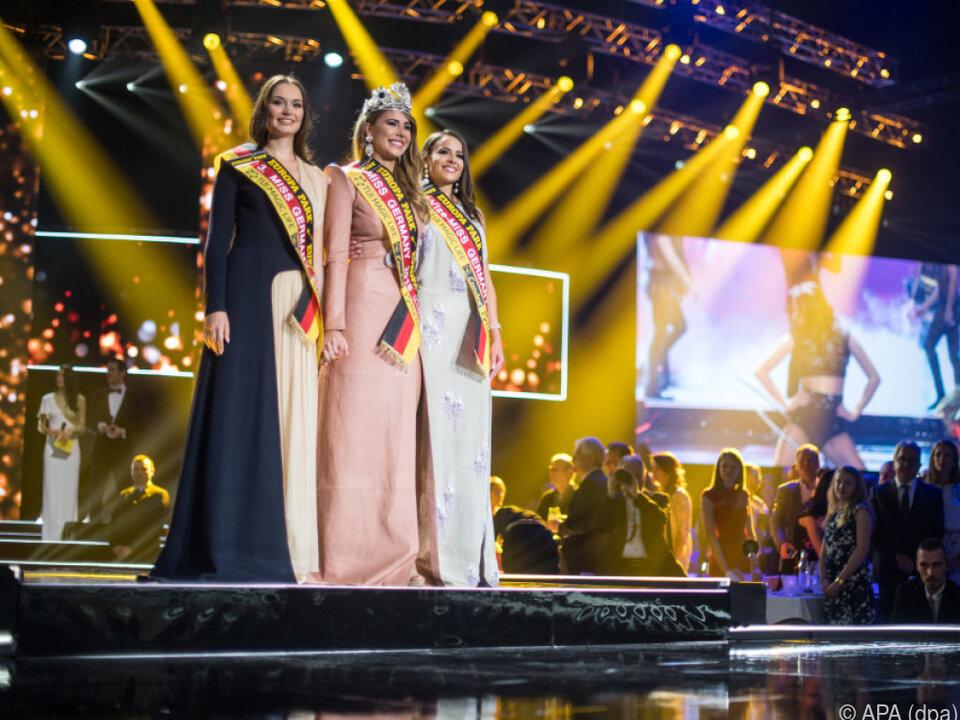 Miss Germany soll als Persönlichkeit glänzen