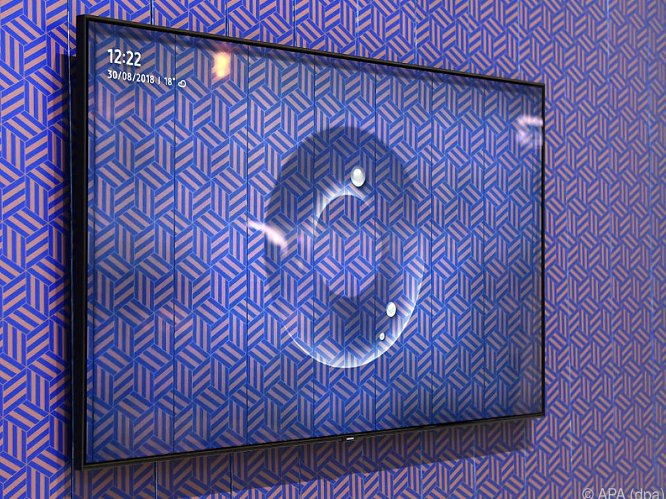 Neue Fernsehgeräte von Samsung passen sich der Umgebung an